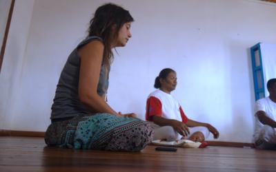 Initiation à la technique de méditation Vipassana
