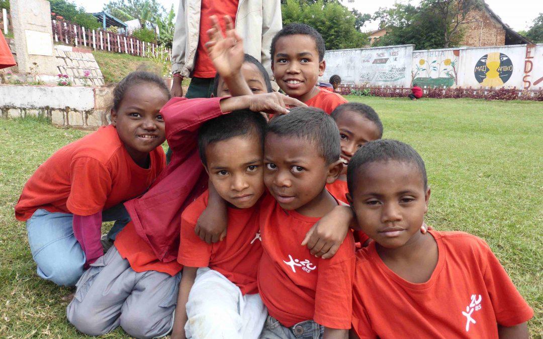 Portes-ouvertes de l'association Enfants du Soleil