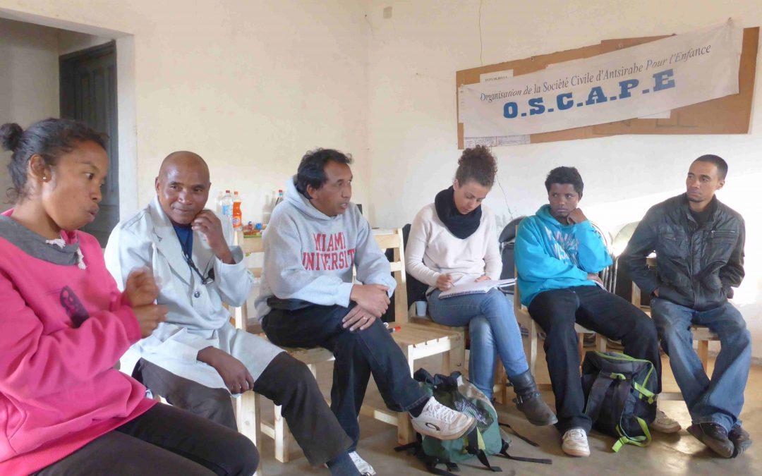 Rencontre inter-dirigeants des associations membres