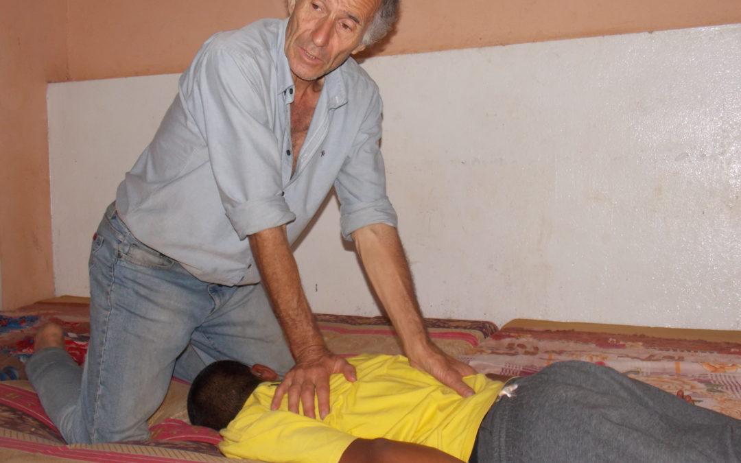 Formation sur le massage thaïlandais