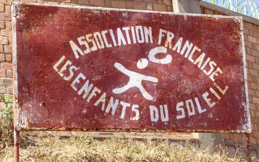Focus association : Enfants du Soleil