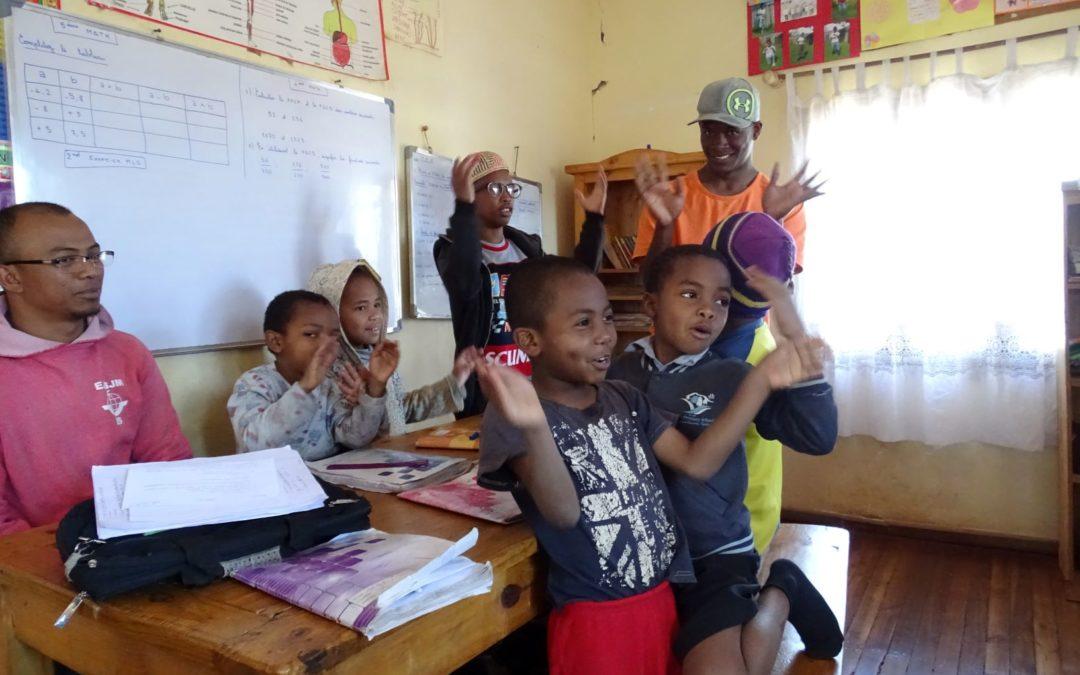 Focus association : Le Foyer Kilonga