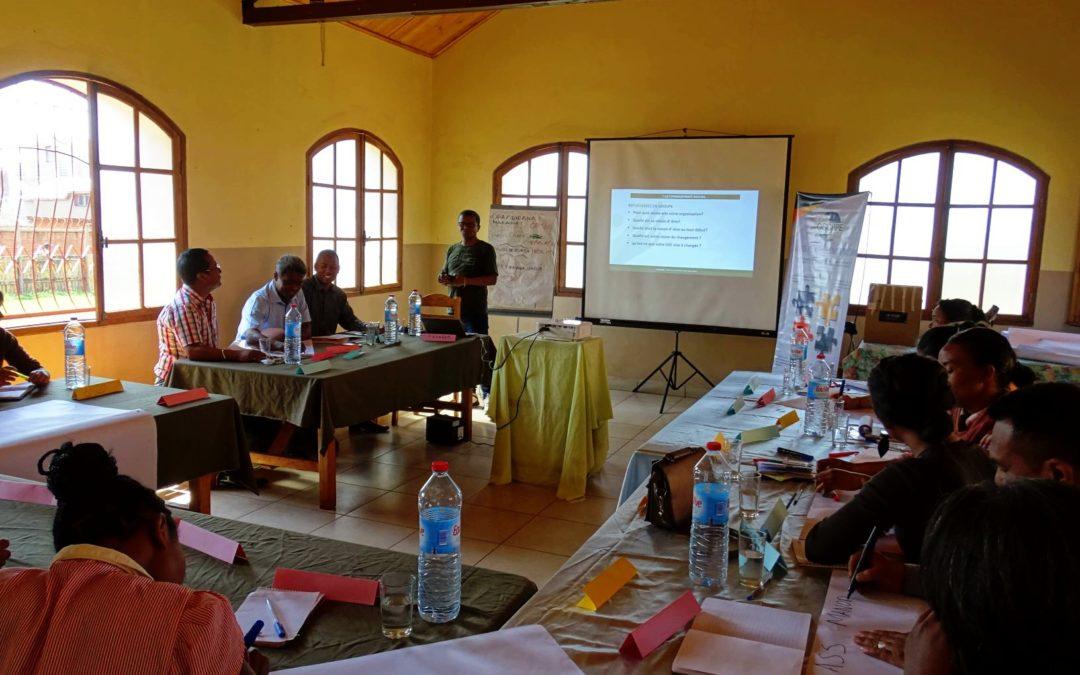 L'OSCAPE se forme auprès du Fond Fanainga