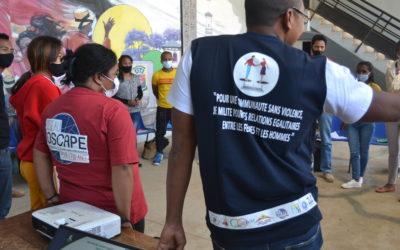 L'OSCAPE lutte contre les Violences Basées sur le Genre