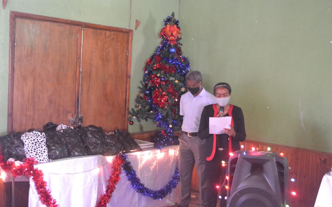Le Noël de l'OSCAPE